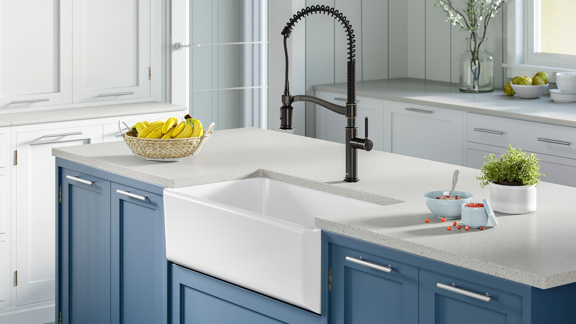 The Farmhouse Sink A Marriage Of Utility And Elegance