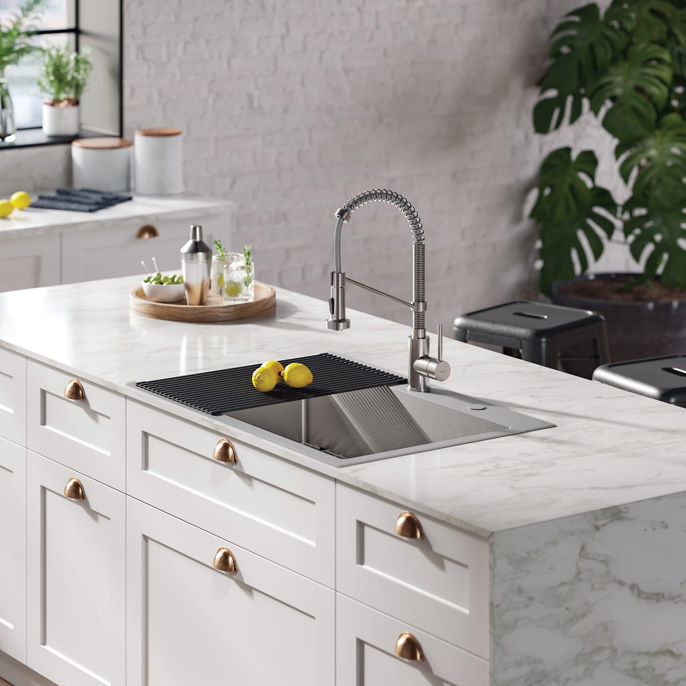 12 BEST Drop In Sinks for Your DIY Renovation