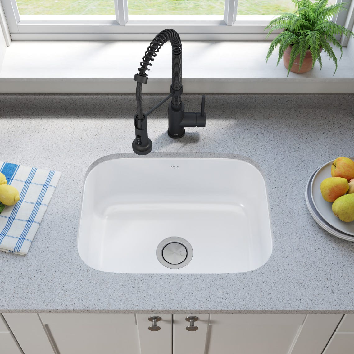 Pintura™ Undermount Sink