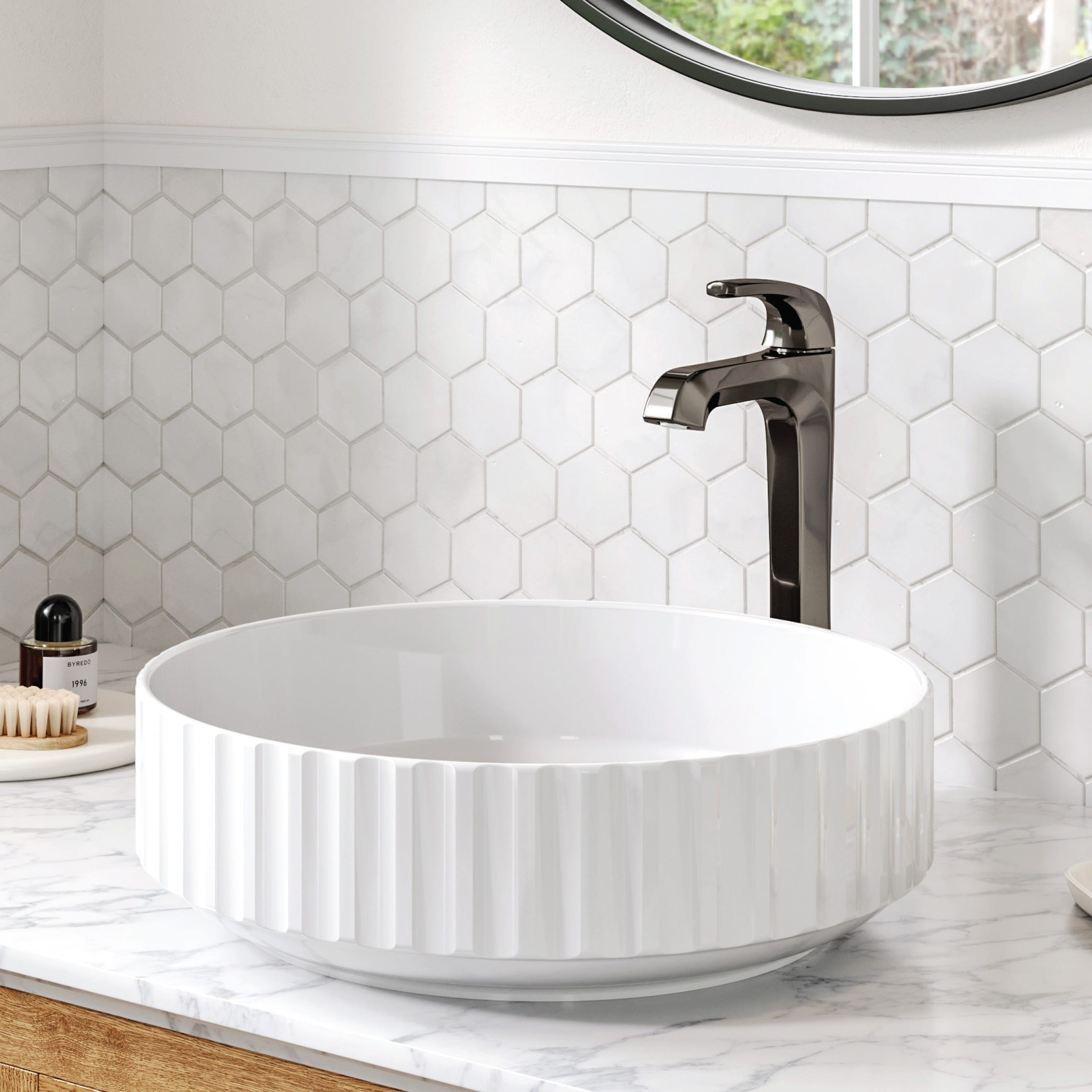 Picture of: Diy Installation Guide For Your Bathroom With A New Vessel Sink