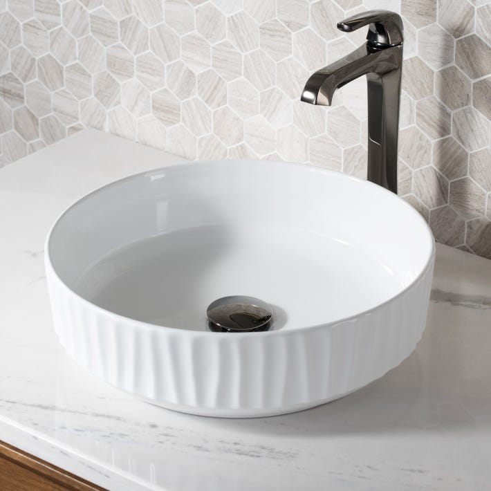 Kraus Esta Vessel & Sink Bathroom Faucets