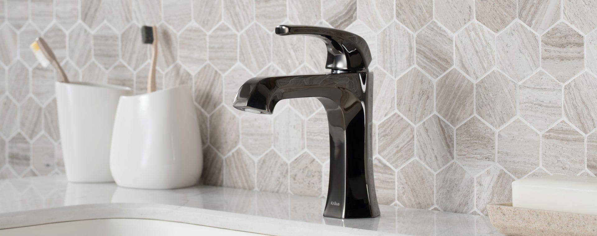 Esta Bathroom Vessel & Basin Faucets