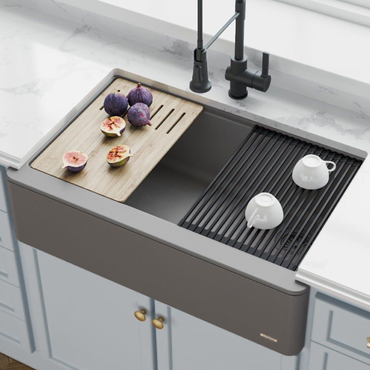 Bellucci™ Series Kitchen Sinks