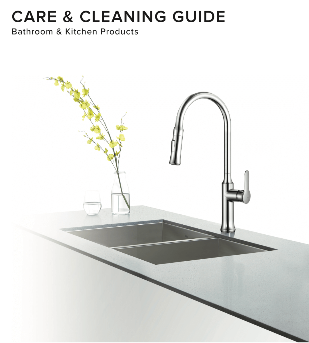 Download Care & Cleaning Guide