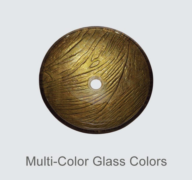Multi Tone Glass Colors