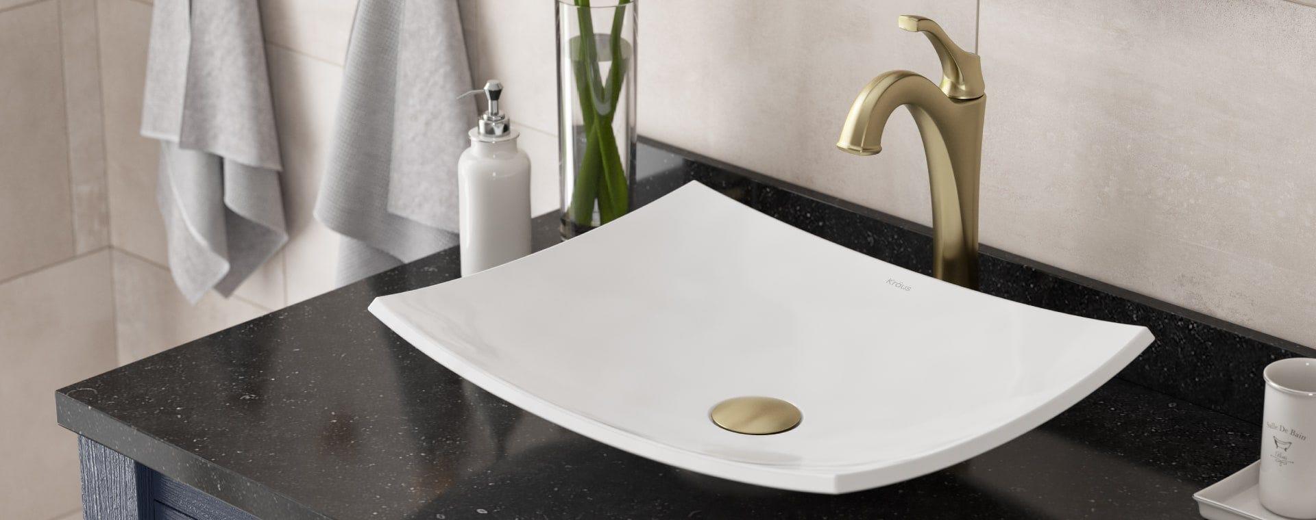 Natura™ Bathroom Sinks