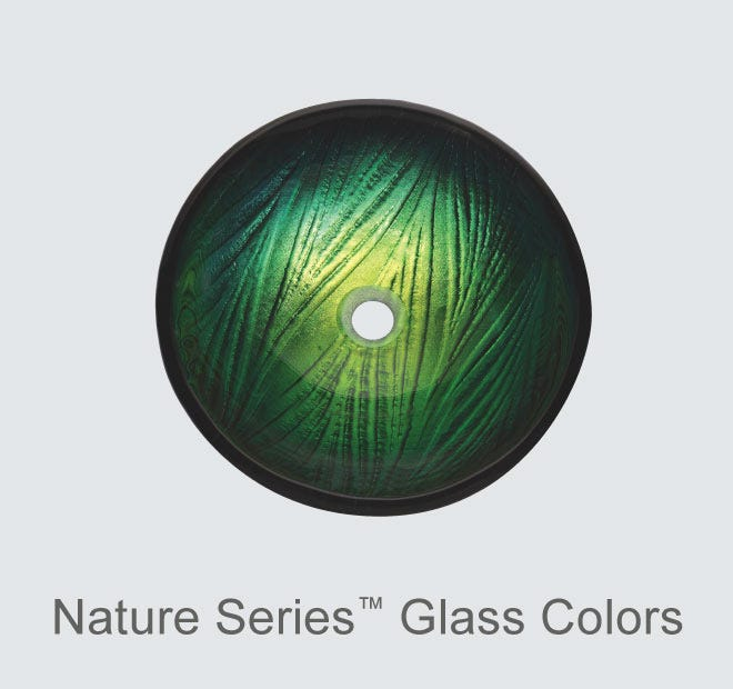 Nature Series Glass Colors