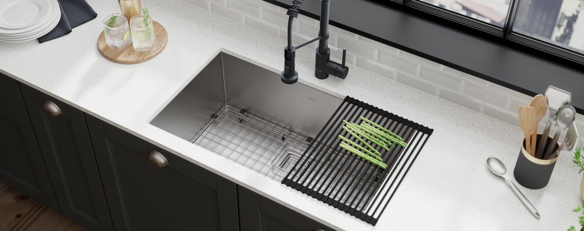 Pax™ Kitchen Sinks